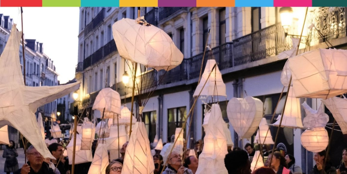 Participez à la création de lanternes pour laparade