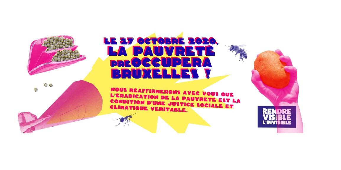 17 octobre 2020 : pas de justice sociale sans justice environnementale !